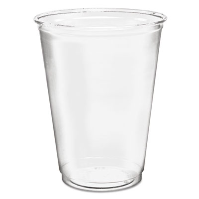 Dart Ultra Clear Cups, 12 oz., PET, 1000/Carton