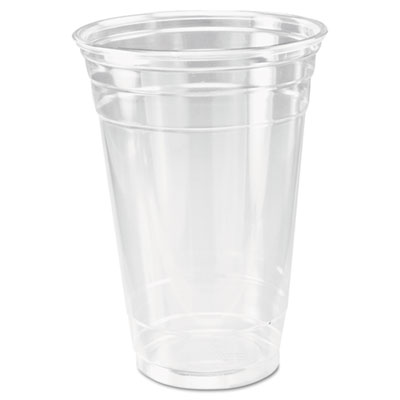 Dart Ultra Clear Cups, 20 oz., PET, 600/Carton