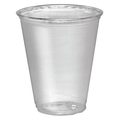 Dart Ultra Clear Cups, 7 oz., PET, 1000/Carton
