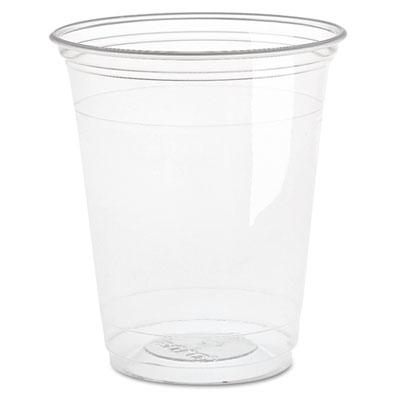 Dart Ultra Clear Cups, Squat, 16 oz., PET, 1000/Carton