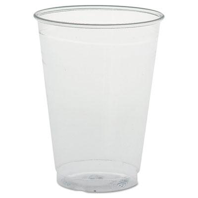 Dart Ultra Clear Cups, Tall, 9 oz., PET, 1000/Carton