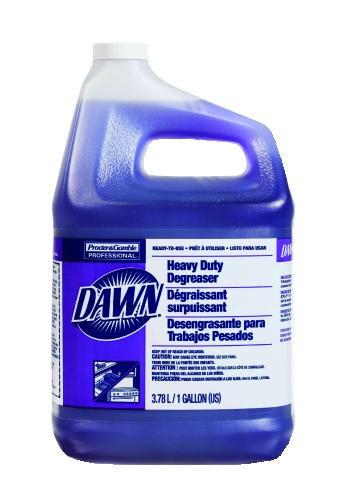 Dawn Heavy Duty Degreaser 1 Gallon 3/Carton