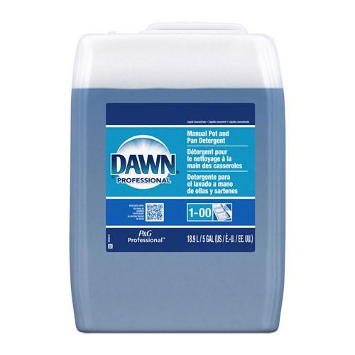 Dawn Manual Pot & Pan Detergent, Original Scent, 5 Gallon Pail