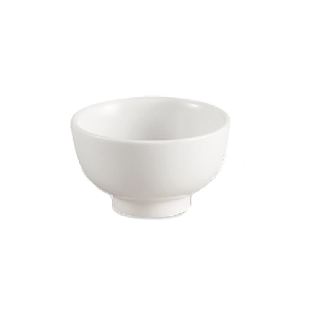 "CAC China CN-B7 Accessories Deep 7 1/8"" Rice Bowl 40 oz."