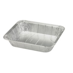 Deep Half Size Aluminum Steam Table Foil Pan