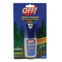 Deep Woods Sportsmen Insect Repellent, 1 Ounce Spray Bottle