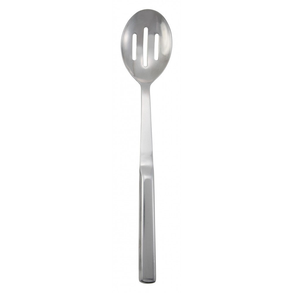 Winco BW-SL2 Deluxe Slotted Serving Spoon 11-3/4""