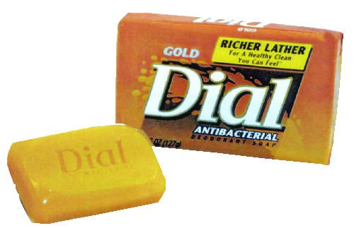 Deodorant Soap Bar Unwrapped, 2.5 Oz