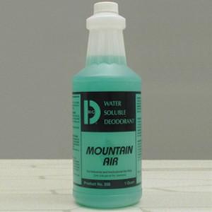 Deodorant Water Solubmint Fresh,4/1Gl