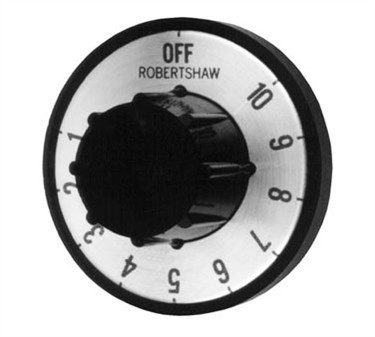 Franklin Machine Products  130-1056 Dial, T-Stat (1-10, 4-Way, Hd )