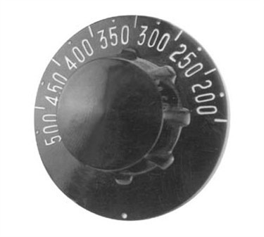 Dial, Thermostat (200-500F)