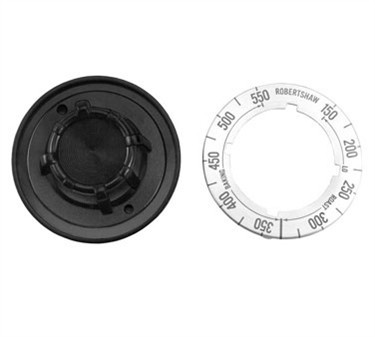 Dial, Thermostat (Low-550F, Fd )