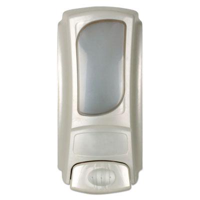 Dial Eco-Smart Amenity Liquid Soap Dispenser, Pearl 15 oz.
