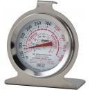 "Winco TMT-OV2 Dial Type Oven Thermometer, 2"", 50 to 500F"