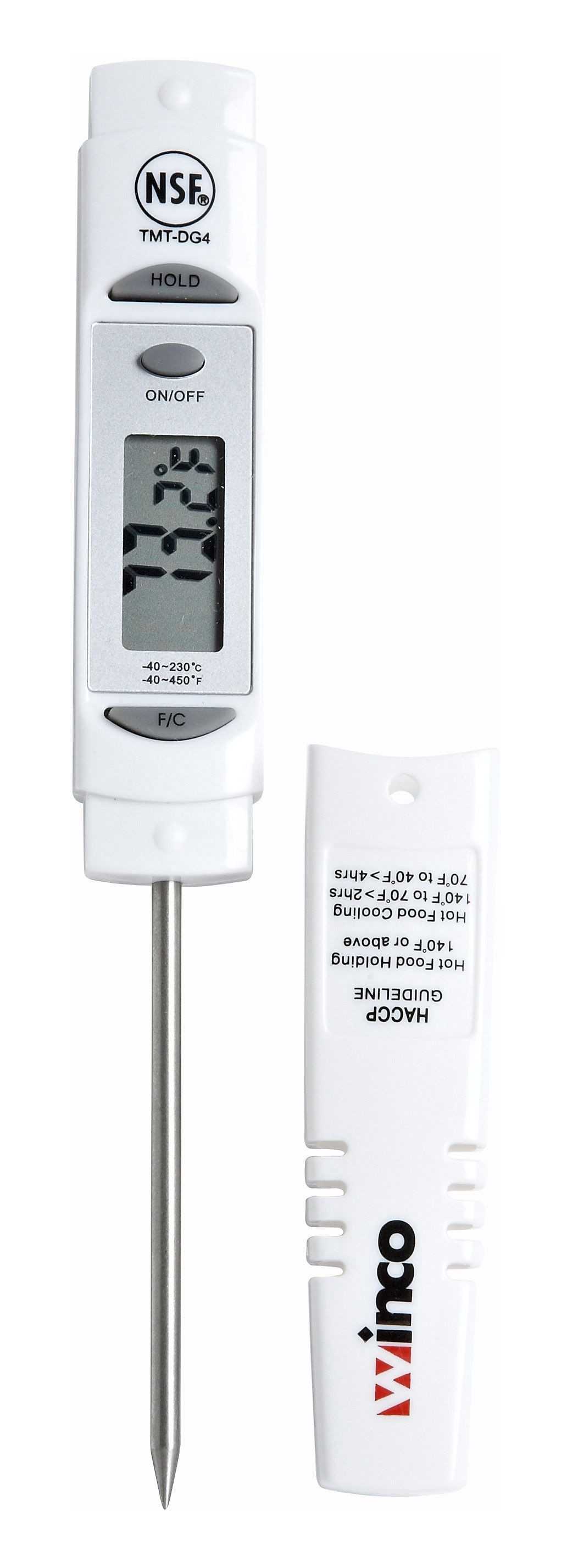 Winco TMT-DG4 Digital Instant Read Thermometer