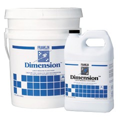 Dimension Floor Finis5Gal,Cube