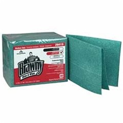 Dine-A-Wipe,Green,1-Ply,6/40'S