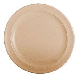 Dinner Plate - Classic Tan Melamine (10.25