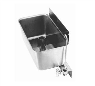 Franklin Machine Products  117-1060 Dipperwell (11Lx4D, with Faucet )