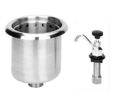 Franklin Machine Products  117-1130 Dipperwell Assembly with Long Faucet