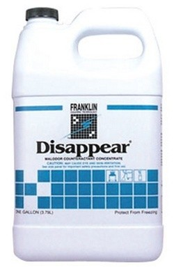 Disappear Floral Deodorizer 4X1 Gallons
