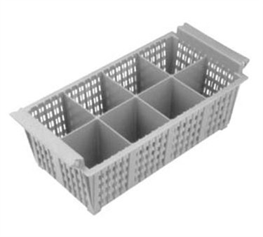 Dishwasher Flatware Basket - 8-1/8