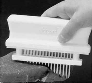 Dishwasher-Safe Jaccard 1-Row Meat Tenderizer