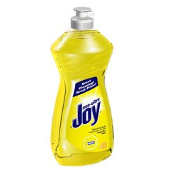 Dishwashing Liquid, Lemon, 14 oz. Bottle