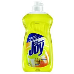 Dishwashing Liquid, Lemon Scent, 12.6 oz. Bottle