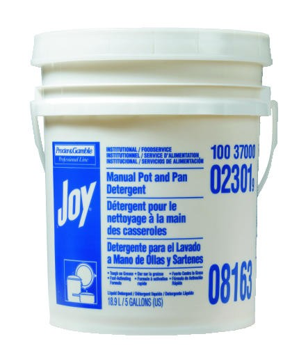 Dishwashing Liquid, Lemon Scent, 5 gal. Pail