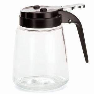 Syrup Dispenser with ABS Top, 8 Oz