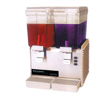 Franklin Machine Products  105-1001 Commercial Drink Dispenser by Omega, Double Bowl