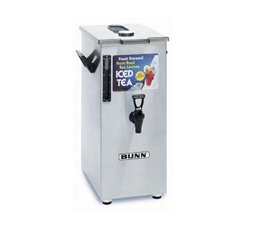 Franklin Machine Products  190-1180 Dispenser, Iced Tea (with Brw Lid)