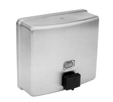 Dispenser, Soap (Surface Mt, Ss )