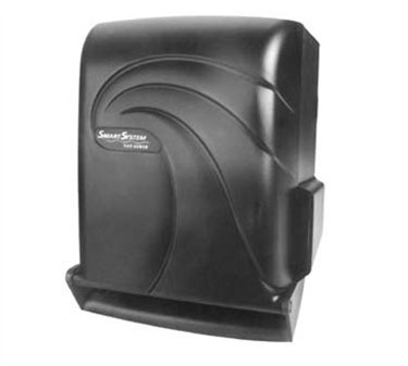 Dispenser, Towel (Auto, Black )