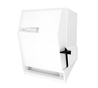 Dispenser, Towel (Lever, White )