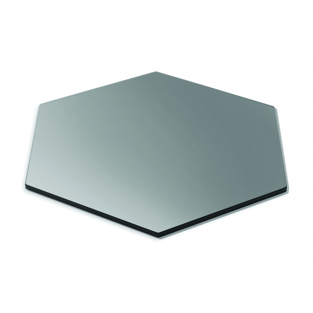 Display Surface Medium Black Acrylic - 16