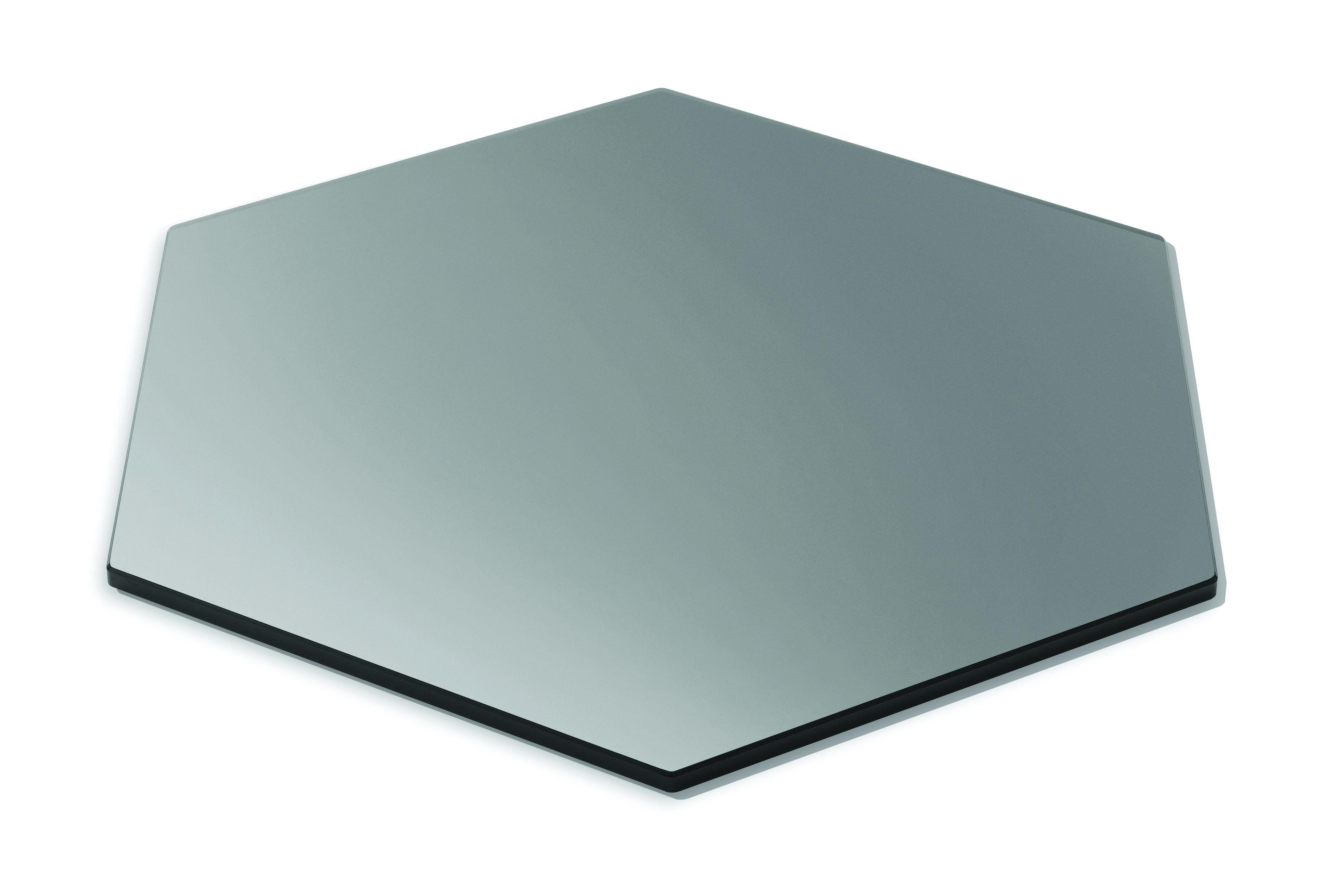 "Rosseto SG009 Honeycomb™ 16"" Medium Black Tempered Glass Surface"