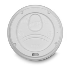 Dixie Foodservice DIXIE Dome Lid For 12-16 Oz Hot Cup (Box of 1000)
