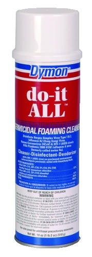 Do-It-All Germicidal Foam Cleaner, Aerosol Can 20 Oz