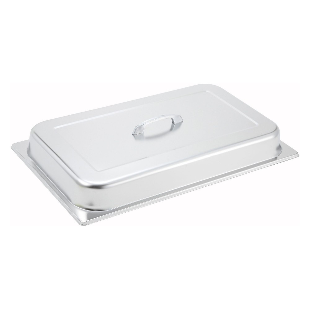 Winco C-DCF Dome Cover with Handle for Full Size Chafers