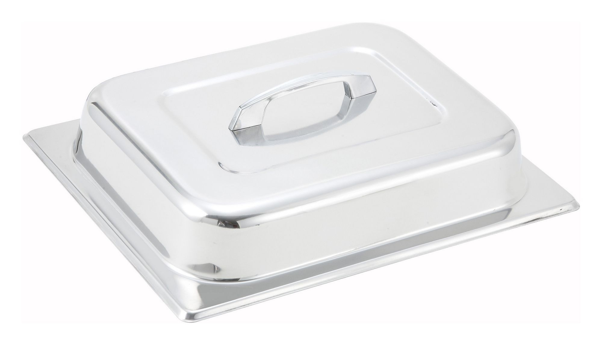 Winco C-DCH Dome Cover with Handle for Half Size Chafers