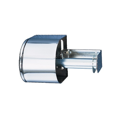 Double Roll Dispenser with Cover for Second Roll, 1.5