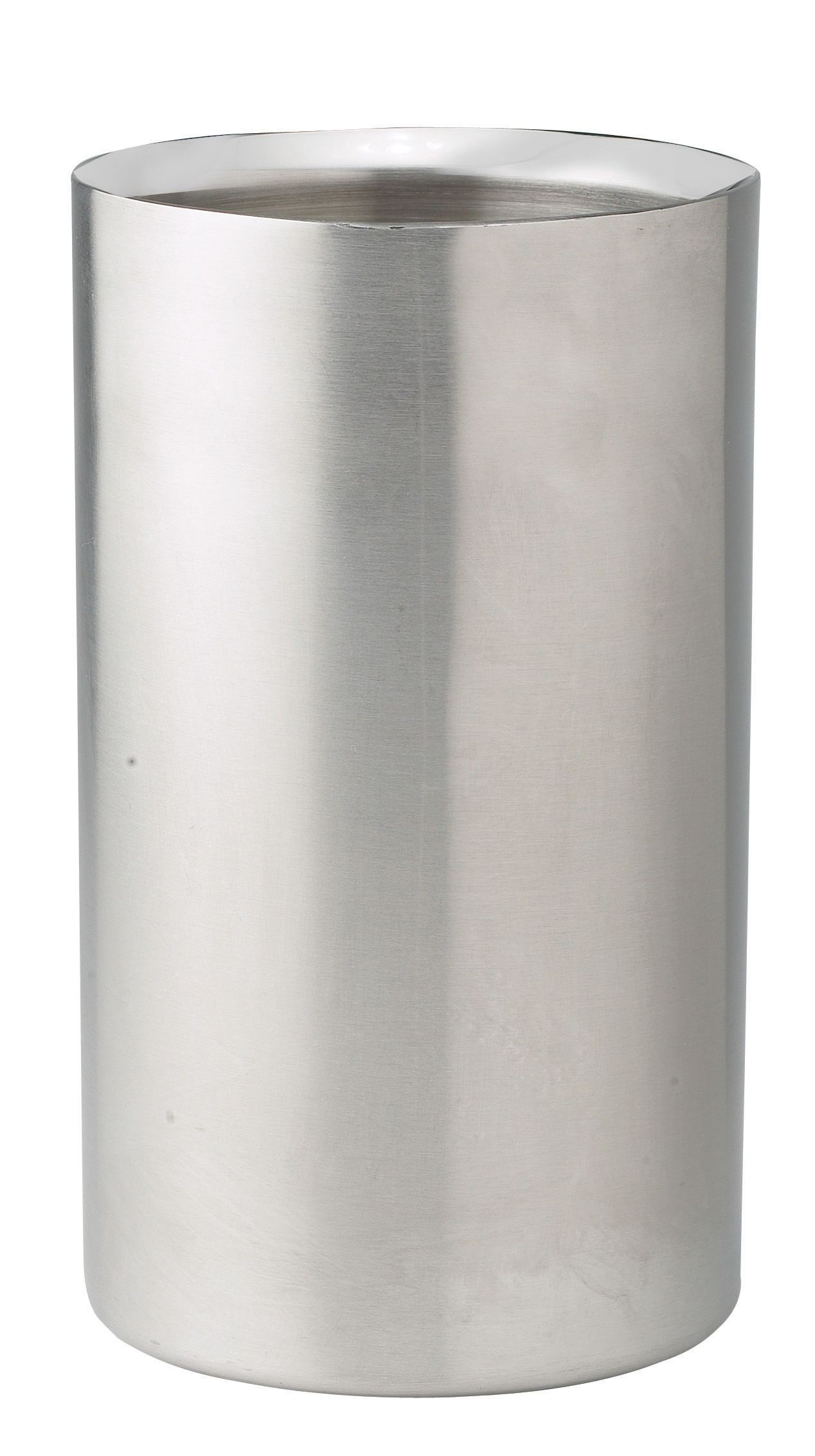 Winco WC-5 Double Wall Stainless Steel Wine Cooler
