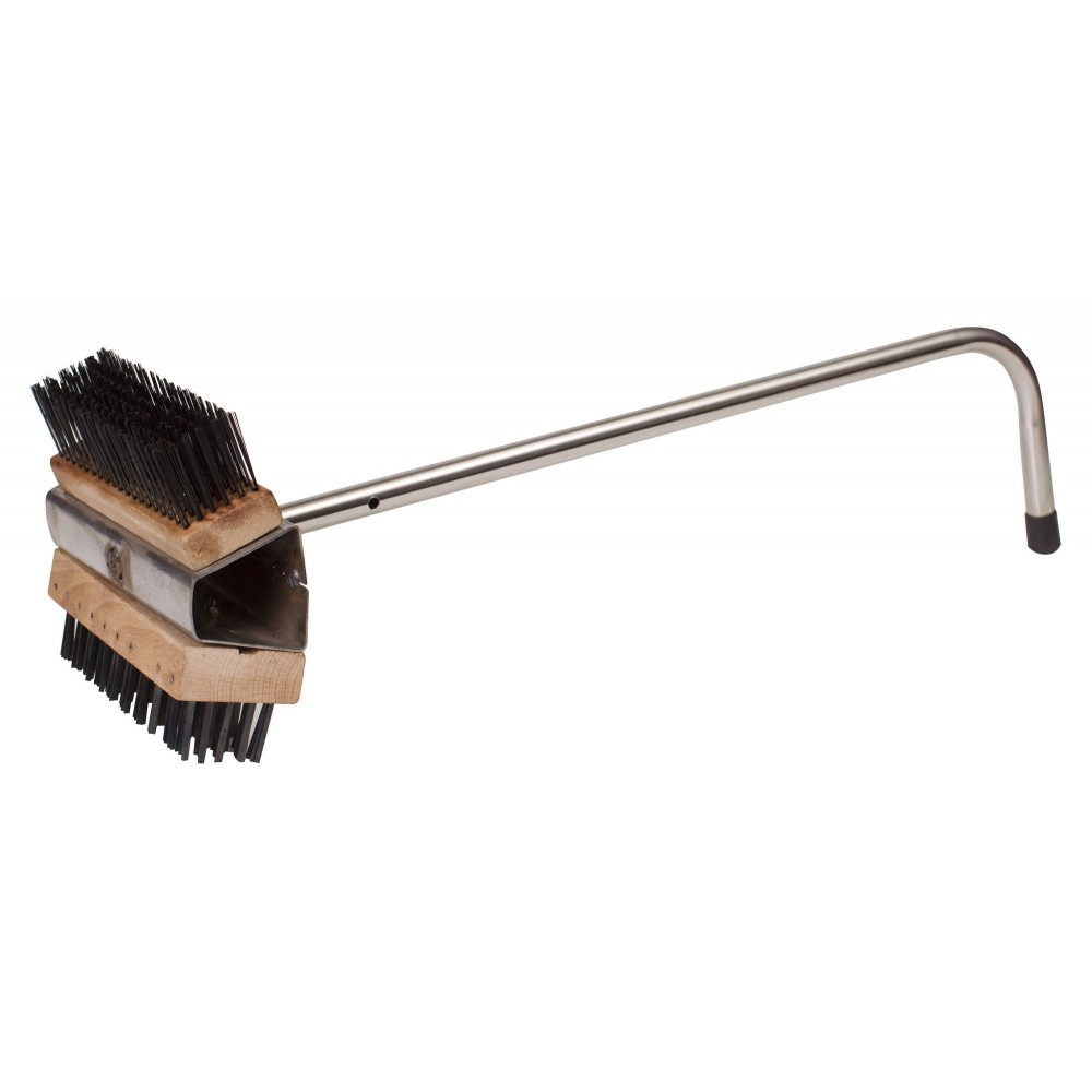 Winco BR-21 Steel Wire Dual Headed Brush