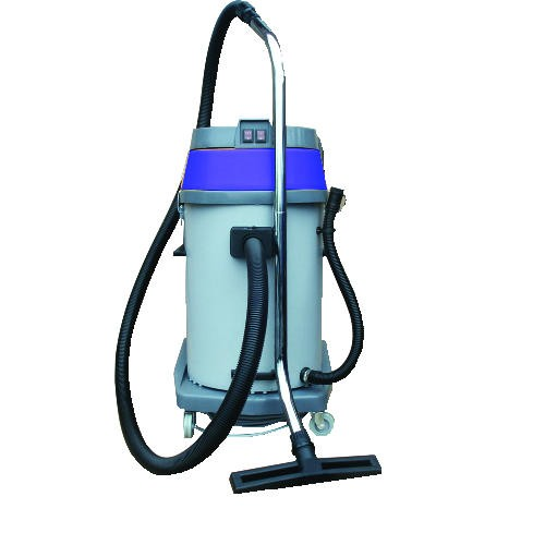 Dual Motor Wet/Dry Vaccum, 20 Gallon Poly Tank with Tool
