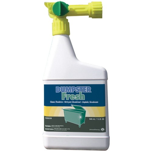 Dumpster Fresh, 32 Oz Spray Bottles