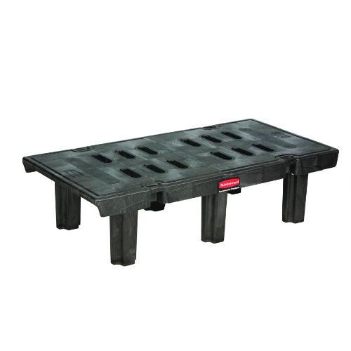 Dunnage Rack 24 X 48, 2000 lb, Black
