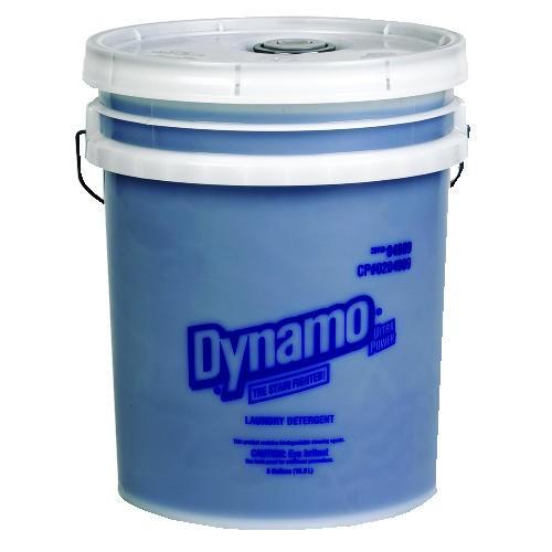 Dynamo Industrial-Strength Detergent, 5 Gallon Pail
