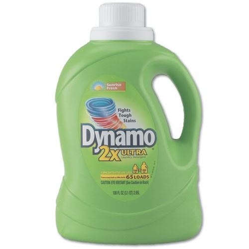 Dynamo Liquid Detergent, Sunshine Fresh